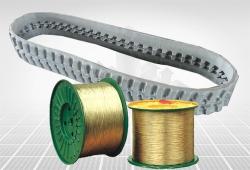 上海橡胶履带钢帘线