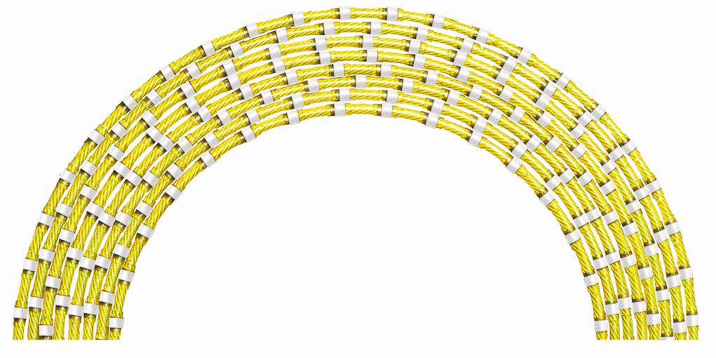 The application of technology in stone processing of diamond wire ...